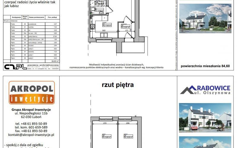 Rabowice Olszynowa - Rabowice, ul. Olszynowa, Akropol Inwestycje Sp. z o.o. - zdjęcie 5