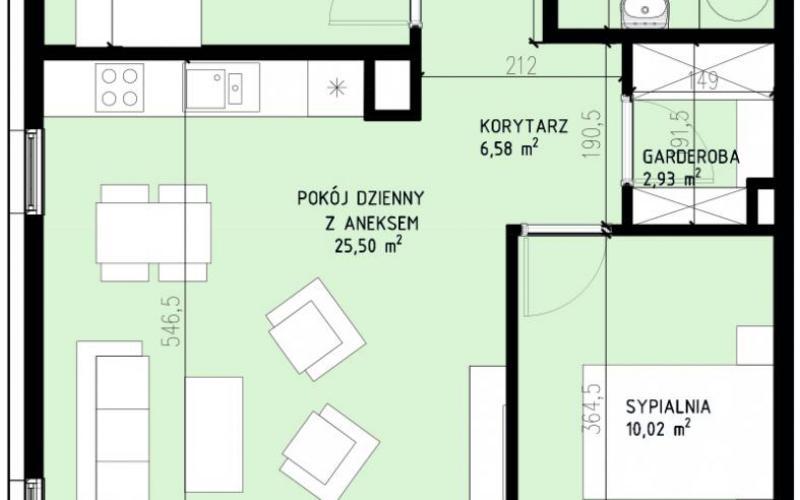 Zielony Brochów - Wrocław, Brochów, ul. Gruzińska, Projekty Deweloperskie HOSSANOVA Sp. z o.o., Sp.k. - zdjęcie 5