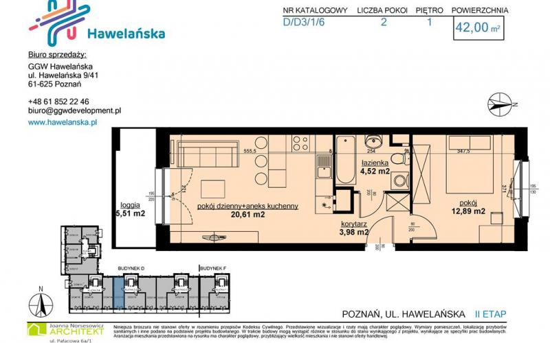Hawelańska - Poznań, Winogrady, ul. Hawelańska, GGW Development Grynhoff, Woźny sp.j. - zdjęcie 8