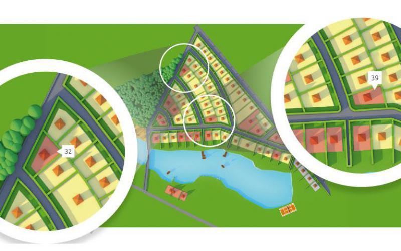 Osiedle Błękitny Staw w Biedrusku - Biedrusko, ul. Zjednoczenia 1, Osiedle Błękitny Staw w Biedrusku - Novum Plus - zdjęcie 24