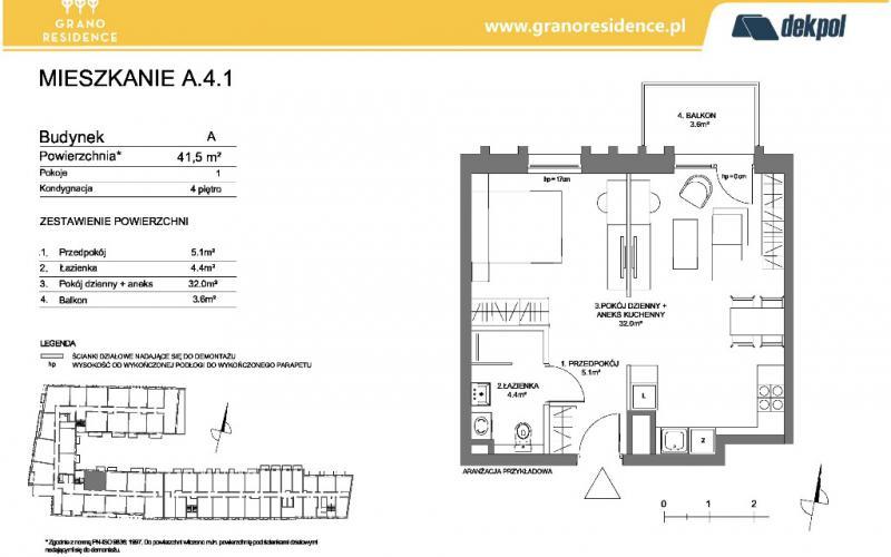 Grano Residence - Gdańsk, Wyspa Spichrzów, ul. Pszenna, Dekpol Deweloper - zdjęcie 5
