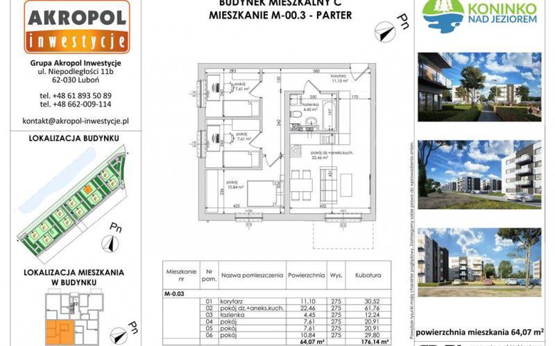 Koninko k. Poznania - Koninko, Akropol Inwestycje Sp. z o.o. - zdjęcie 4