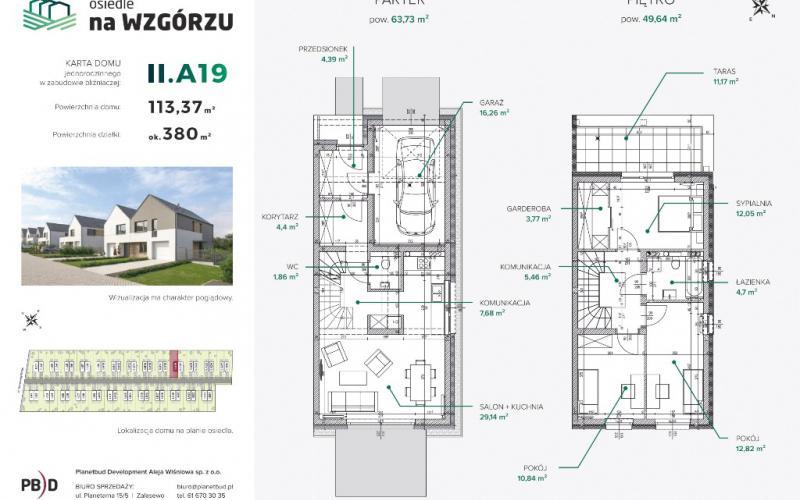 Osiedle na Wzgórzu - Gruszczyn, ul. Nowowiejskiego, PlanetBud Development sp. z o.o. - zdjęcie 12