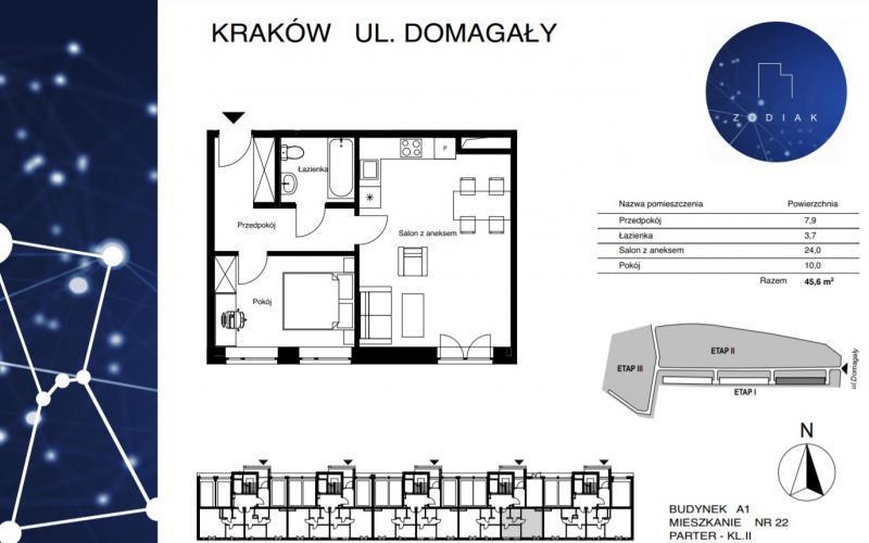 Osiedle Zodiak - Kraków, Bieżanów-Prokocim, ul. Domagały, ORION INVESTMENT S.A. - zdjęcie 8