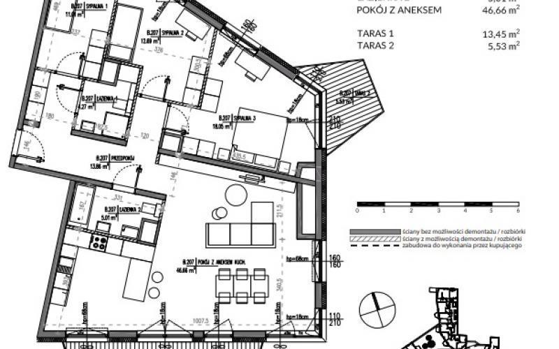 Dąbrowskiego 58 - Poznań, Jeżyce - Osiedle, ul. Dąbrowskiego 58, MASTERM - zdjęcie 7