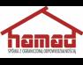 Hamad - logo dewelopera