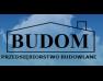 P.B. BUDOM - logo dewelopera