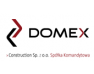 Domex Construction - logo dewelopera