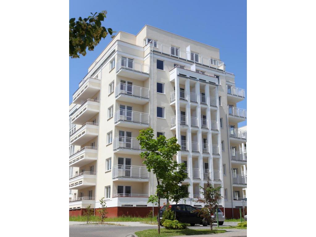 nowe mieszkania - Pod Platanami - fot.1
