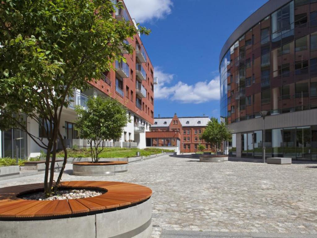 mieszkania Garnizon Lofty & Apartamenty