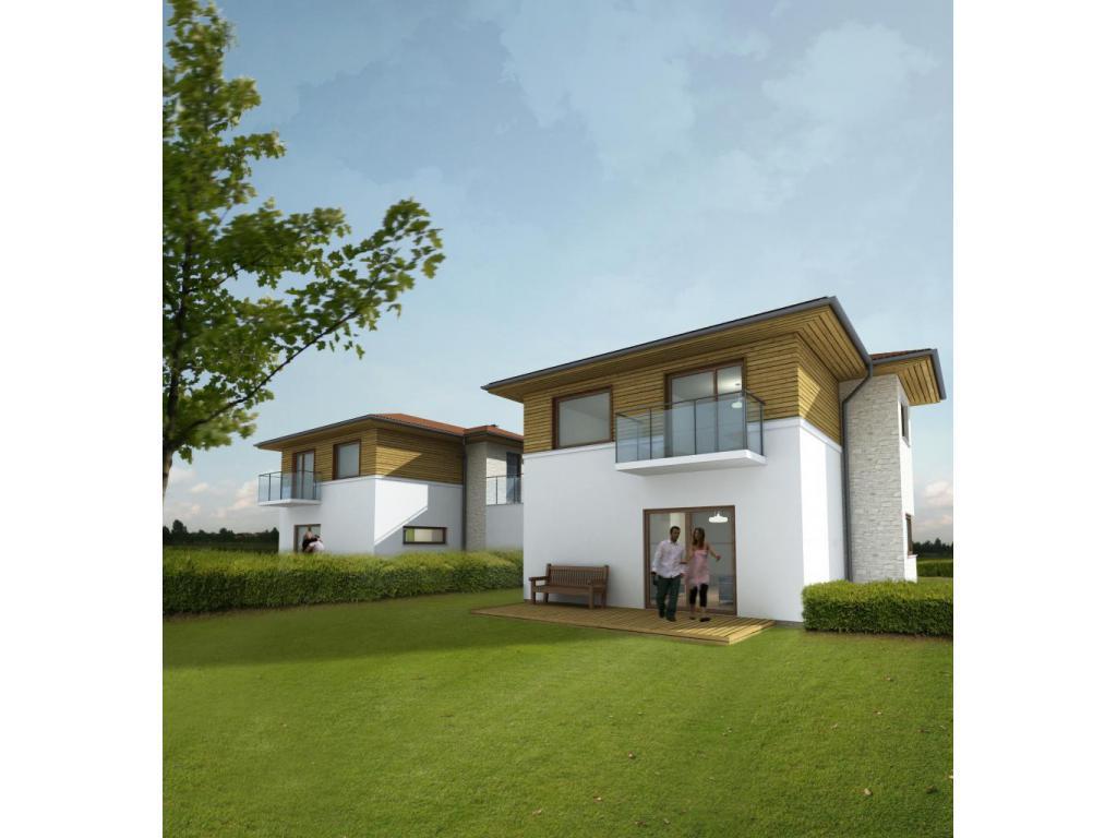 nowe domy - Osiedle na Wzgórzach - fot.1