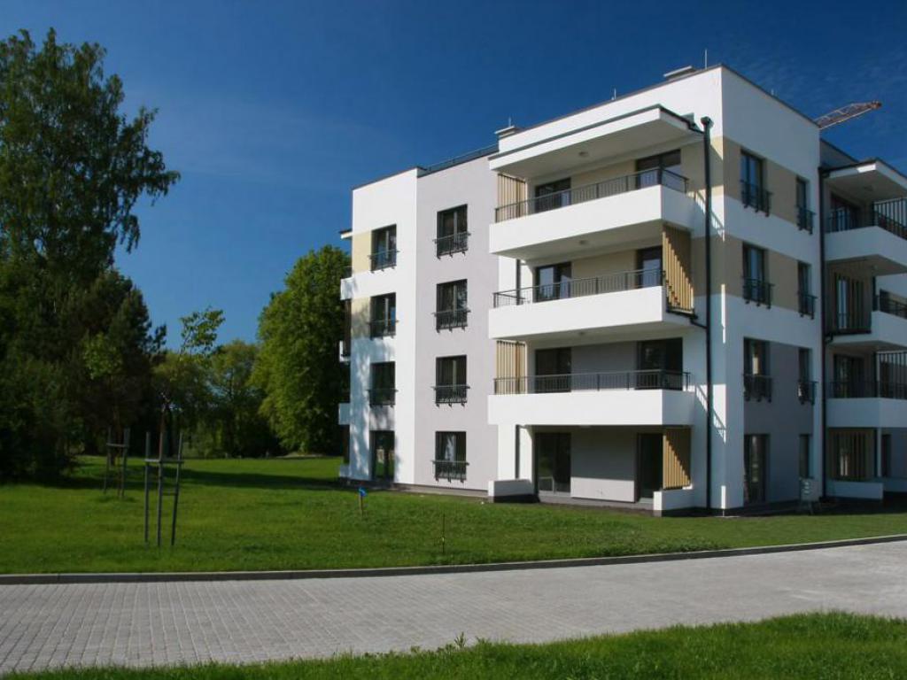 mieszkania Rezydencja Ustronie Morskie - apartamenty