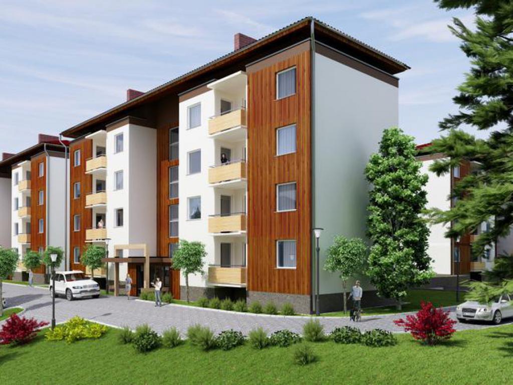 mieszkania Osiedle Mazurskie