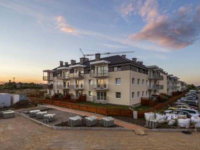 nowe mieszkania - Osiedle Brzeziny - fot.8