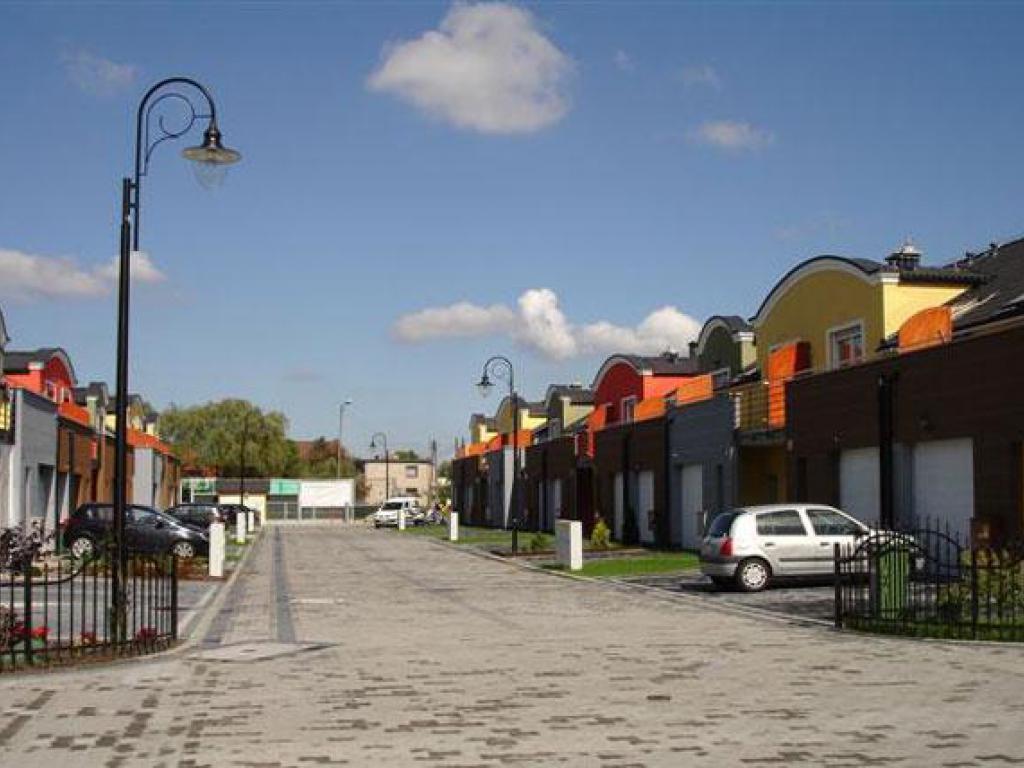 domy Osiedle Sady