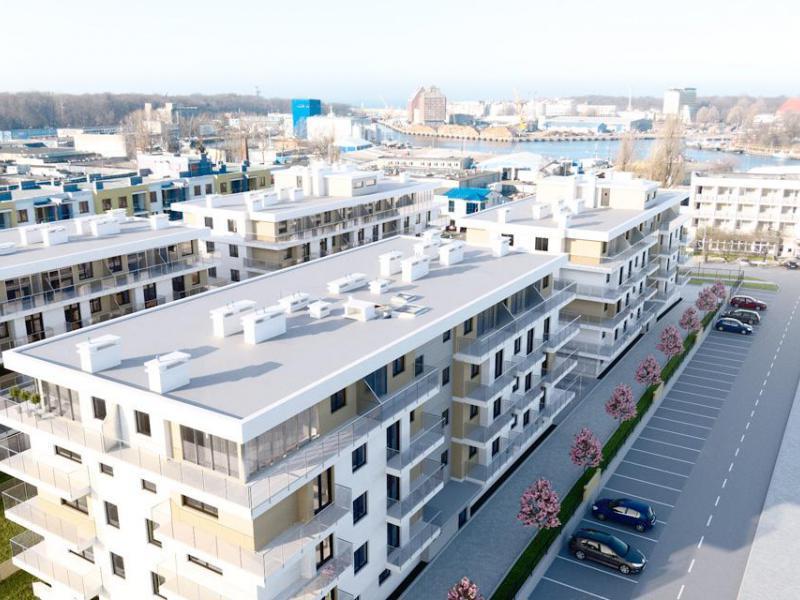 nowe mieszkania - Osiedle Bursztynowe - fot.2