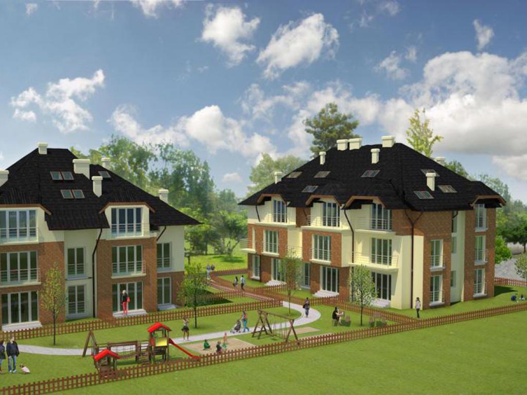 mieszkania Zielony Strumień