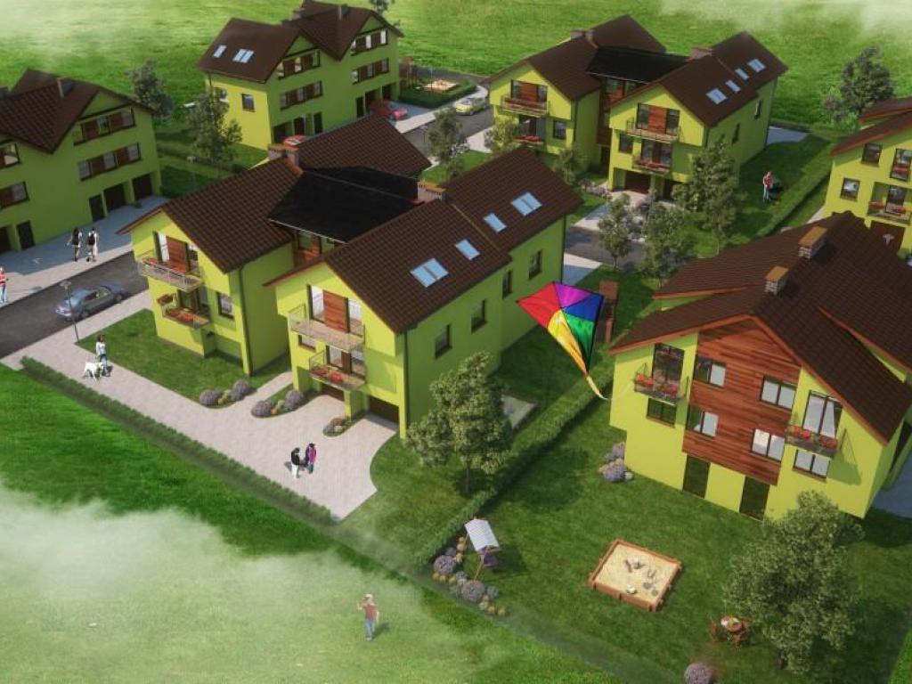 nowe mieszkania - Nowe osiedle w Kluczborku przy ul. Kilińskiego Etap II - fot.1