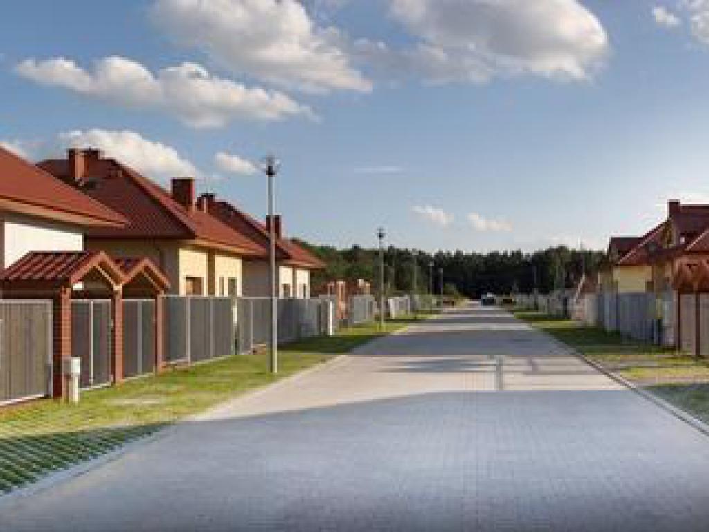 domy Ogrody Romanów