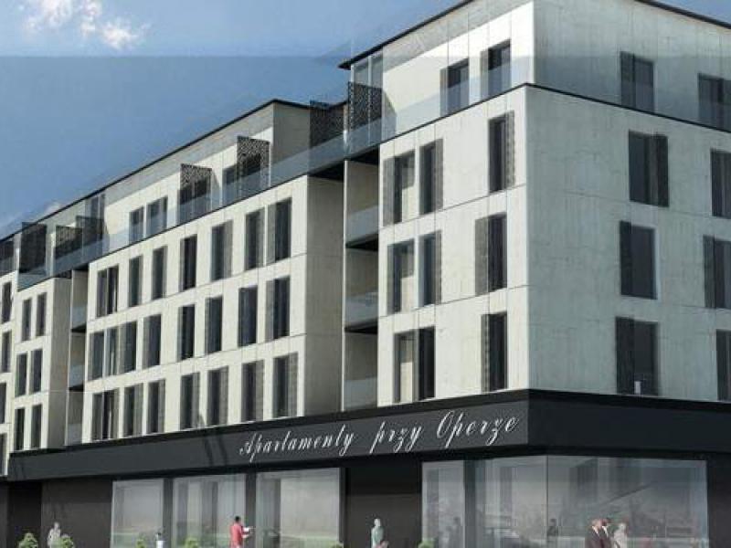 nowe mieszkania - lokale - Apartamenty przy Operze - fot.0