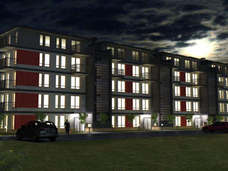 nowe mieszkania - Garden Place - fot.1