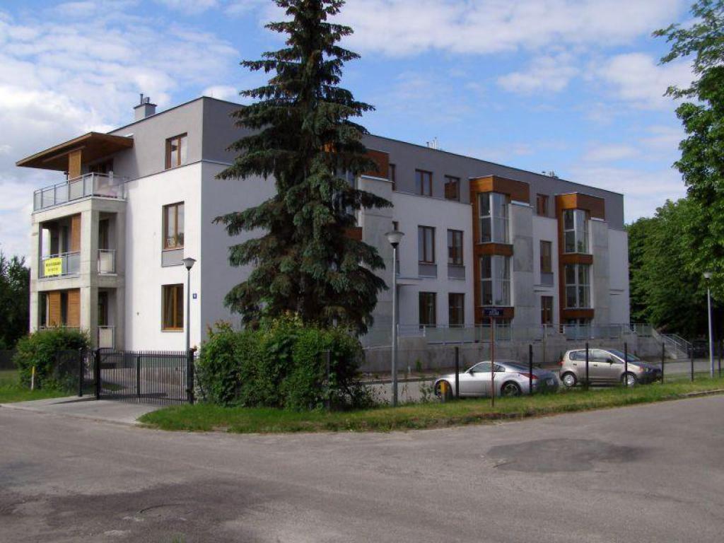 mieszkania Zwierzyniec, Miodowa 9