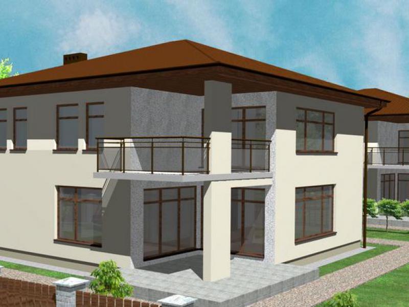 nowe domy - Domy na Zarzeczu - fot.3