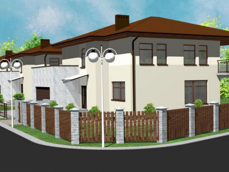 nowe domy - Domy na Zarzeczu - fot.0
