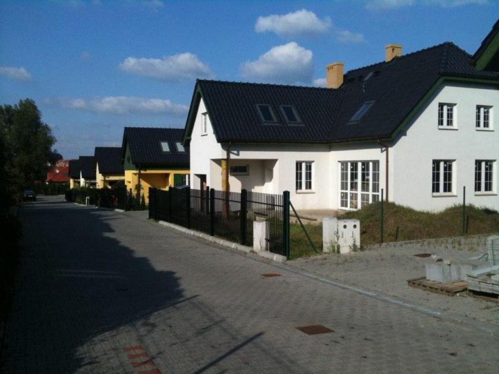 domy ul. Koralowa