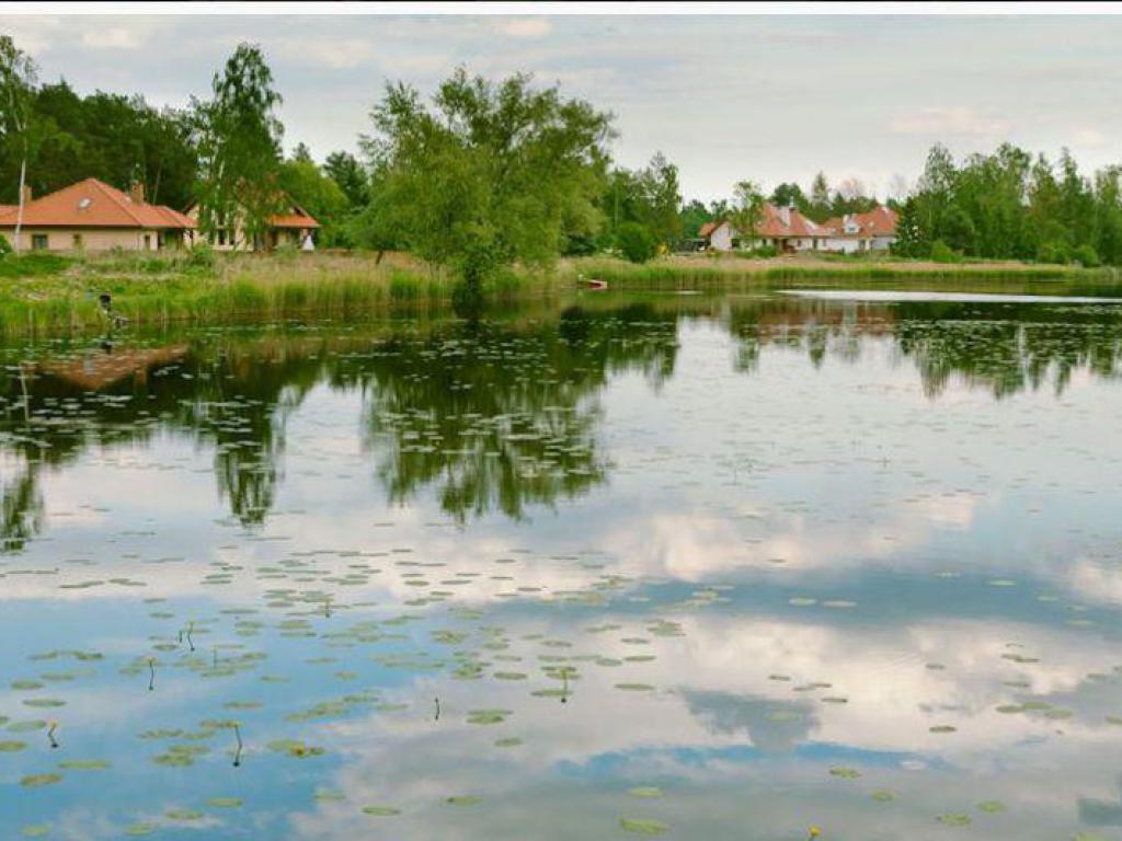 domy Osiedle Błękitny Staw w Biedrusku