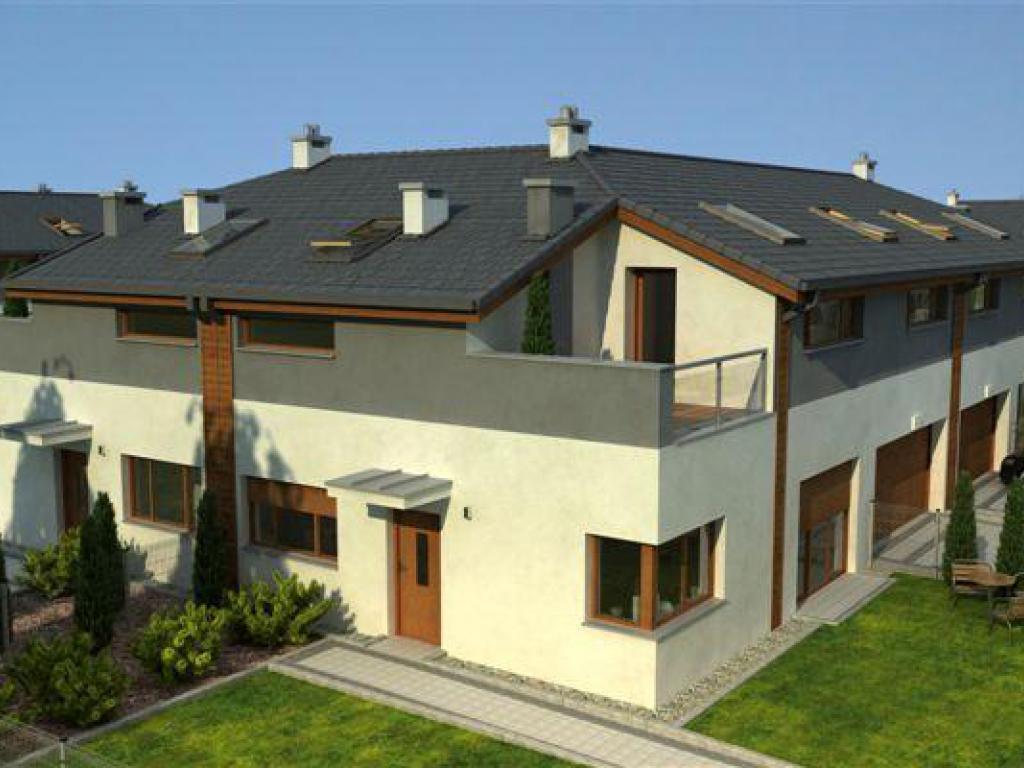 domy Lubczykowa Góra II
