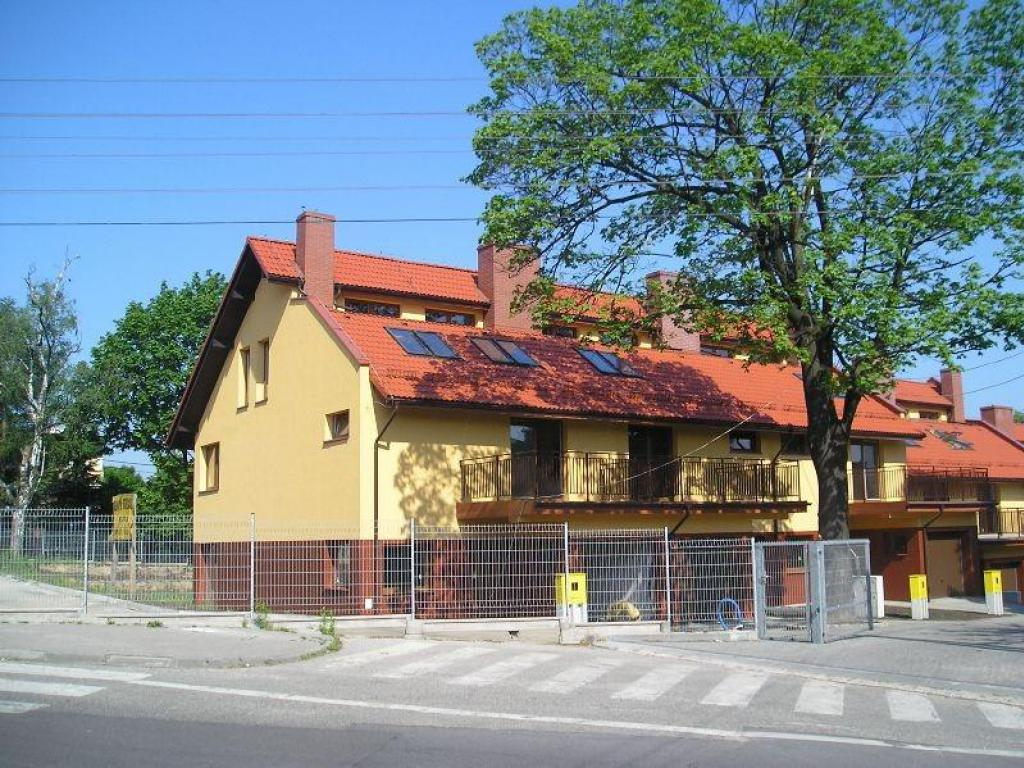 domy Kolonia Ogrody