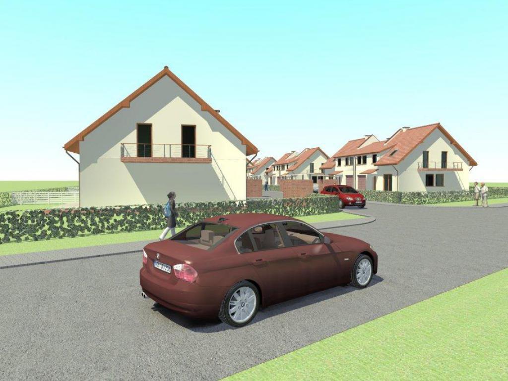 domy Domki bliźniacze w Mikołowie