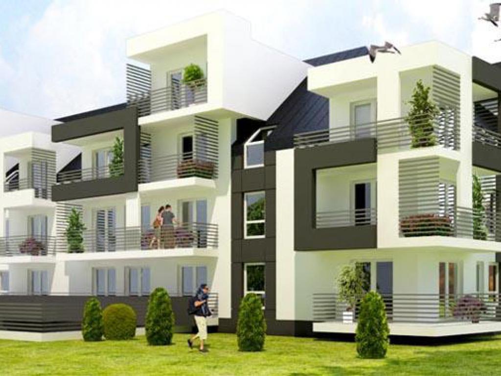 mieszkania Qbik House