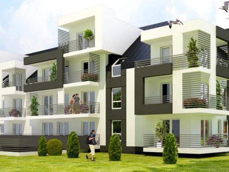 nowe mieszkania - Qbik House - fot.0