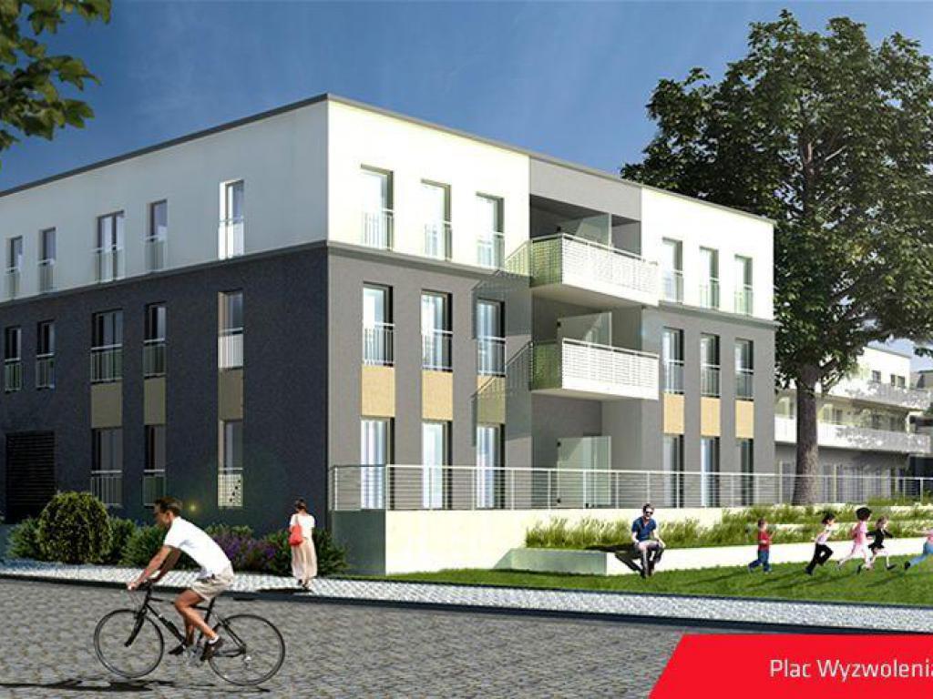 mieszkania Plac Wyzwolenia- Pod Zielonym Kasztanem