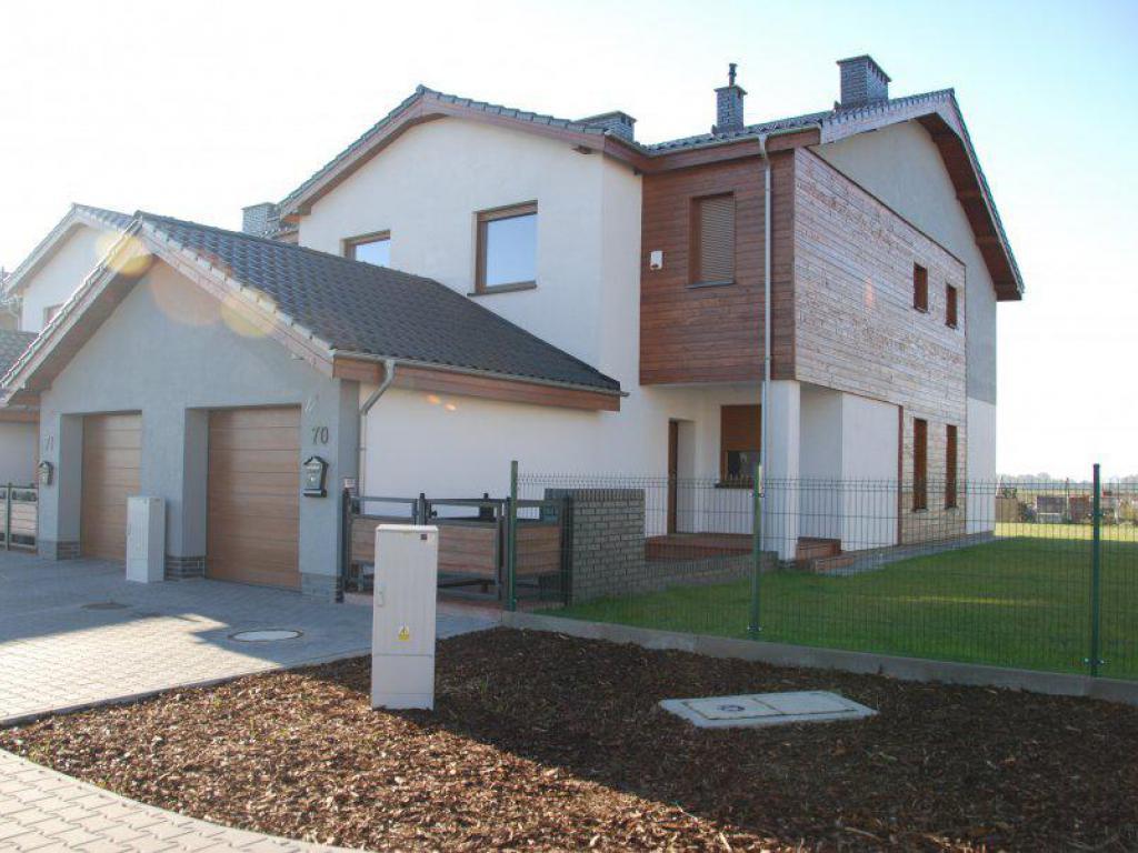 nowe domy - Osiedle Chabrowe - fot.1