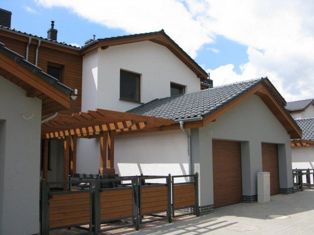 domy Osiedle Chabrowe