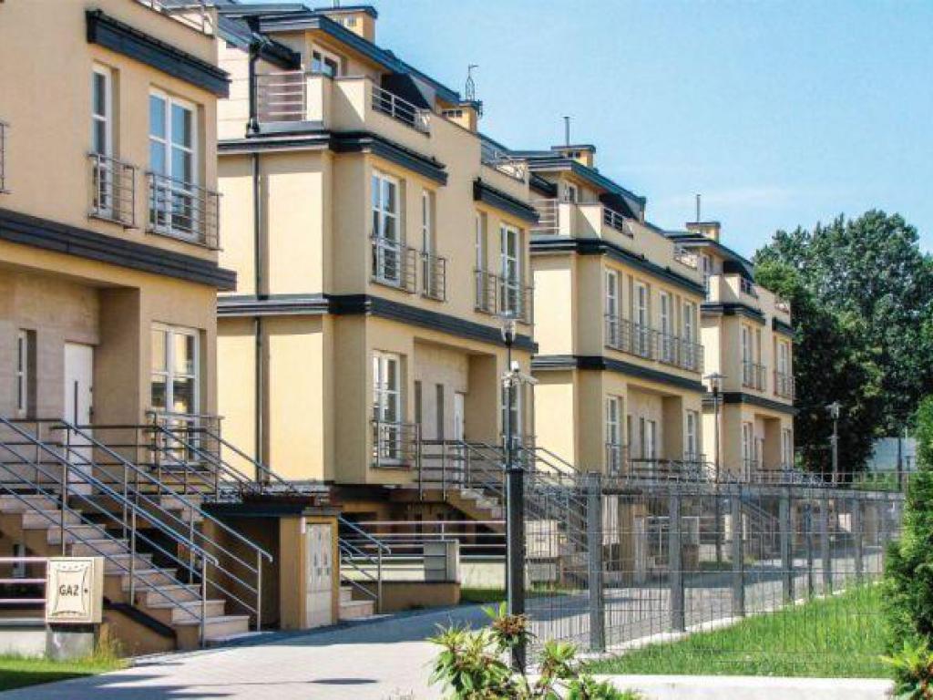 domy Saskie Zacisze