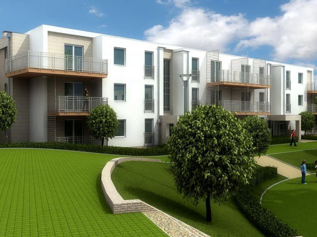 mieszkania Zielona Przystań - apartamenty w Baranowie
