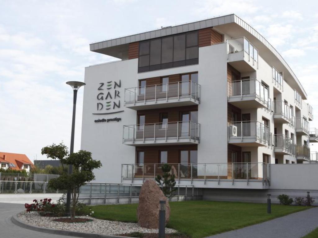 mieszkania Zen Garden