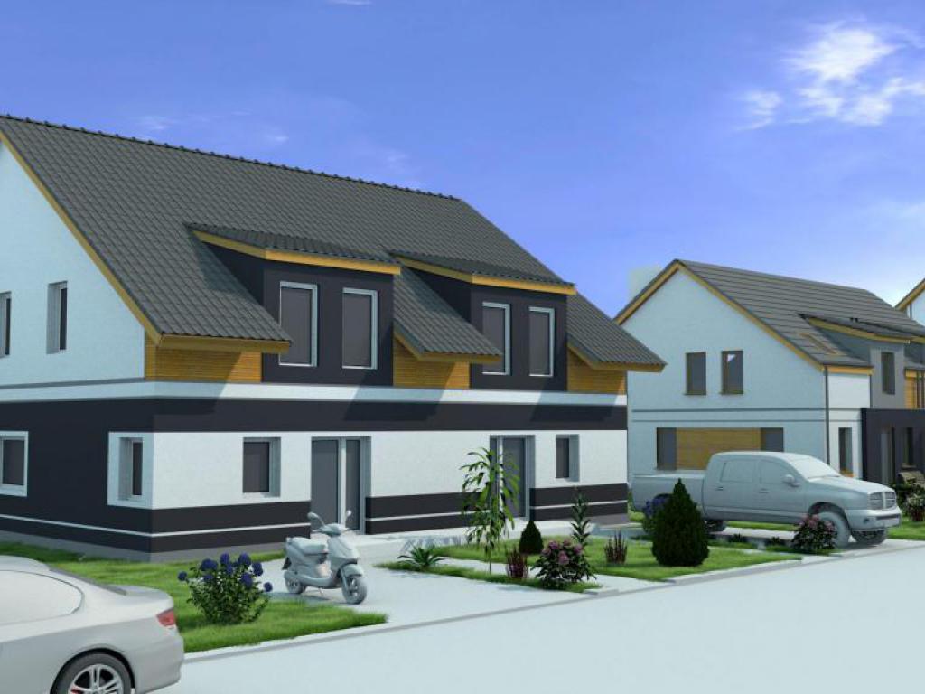 domy Domy w Skórzewie