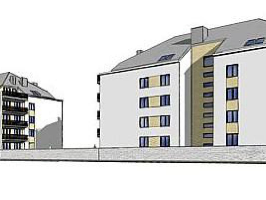 nowe mieszkania - ul. Marii Ranieckiej - fot.0