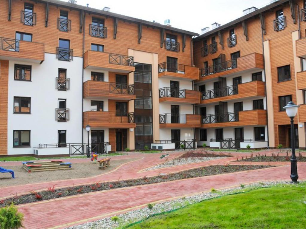 mieszkania Osiedle Ziołowa