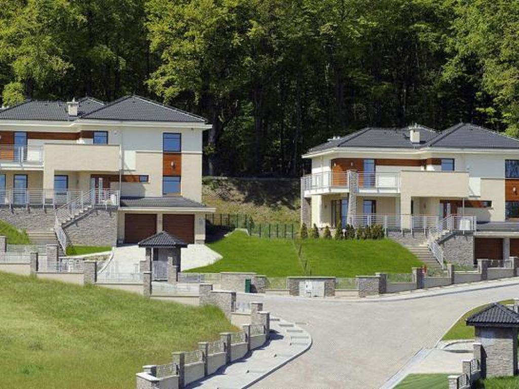 domy Willa Kiełpino
