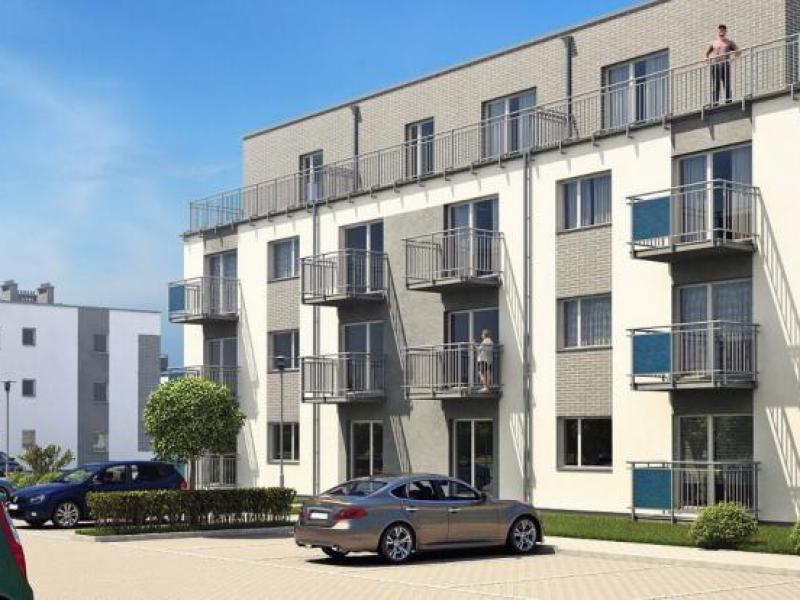 nowe mieszkania - lokale - Brzozowy Gaj - fot.1