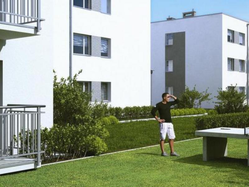 nowe mieszkania - lokale - Brzozowy Gaj - fot.2