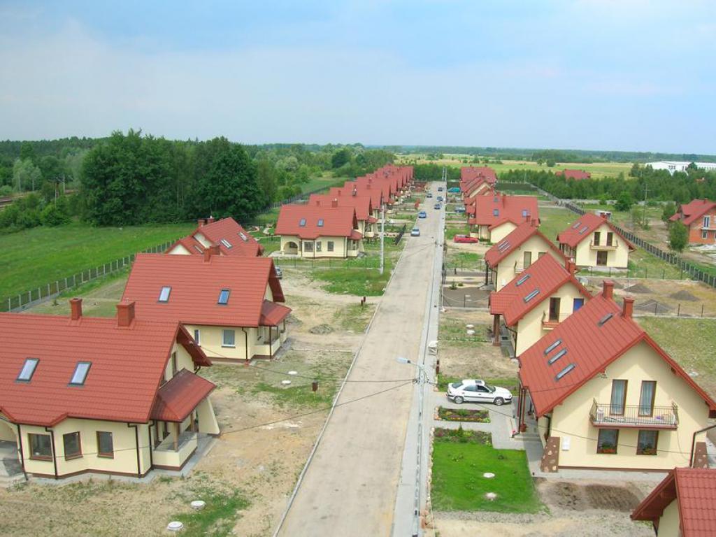 domy Domy w Grzebowilku
