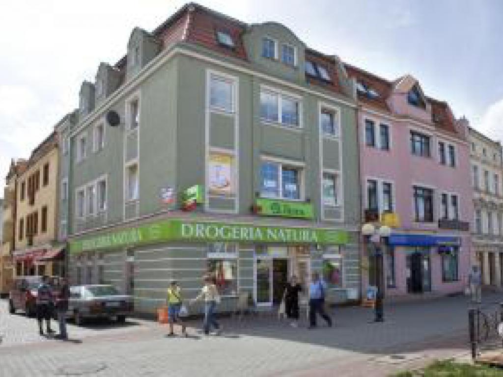 mieszkania Kamienica w Żaganiu
