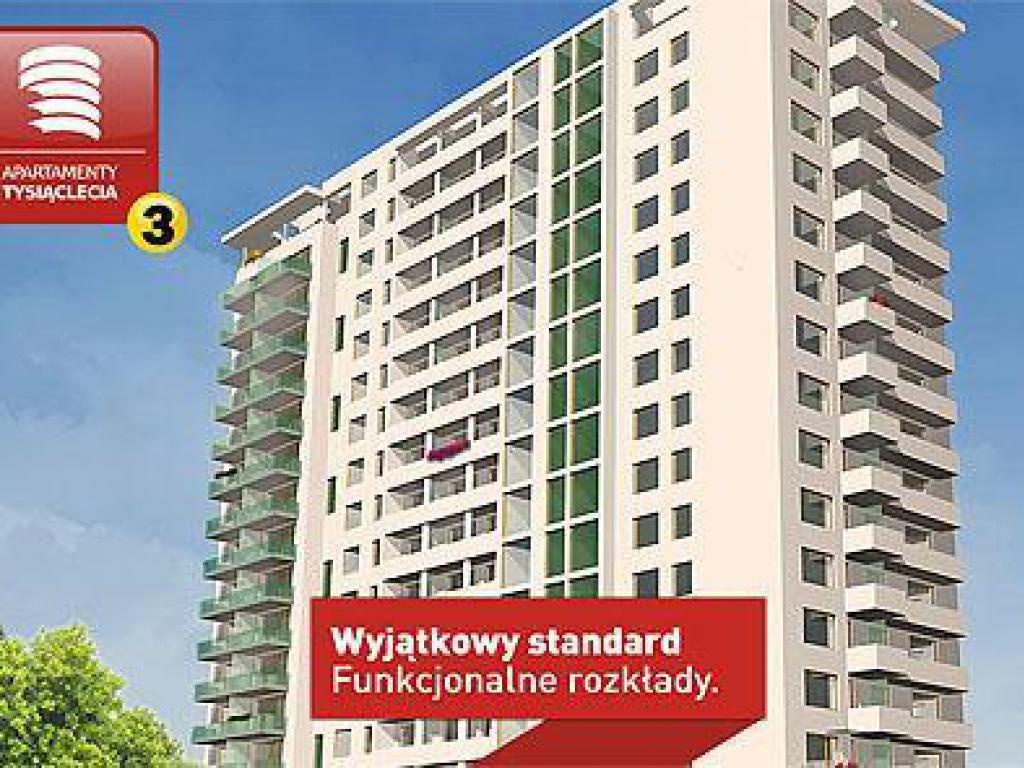 mieszkania Apartamenty Tysiąclecia III